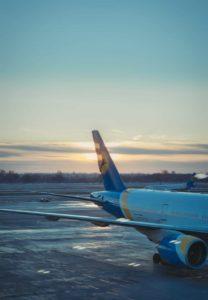 טיסה בוטלה
