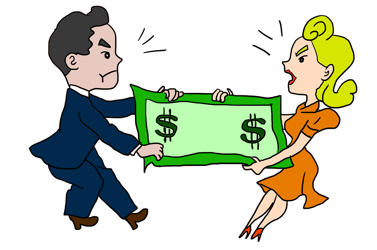 זוג גרוש רב על מזונות