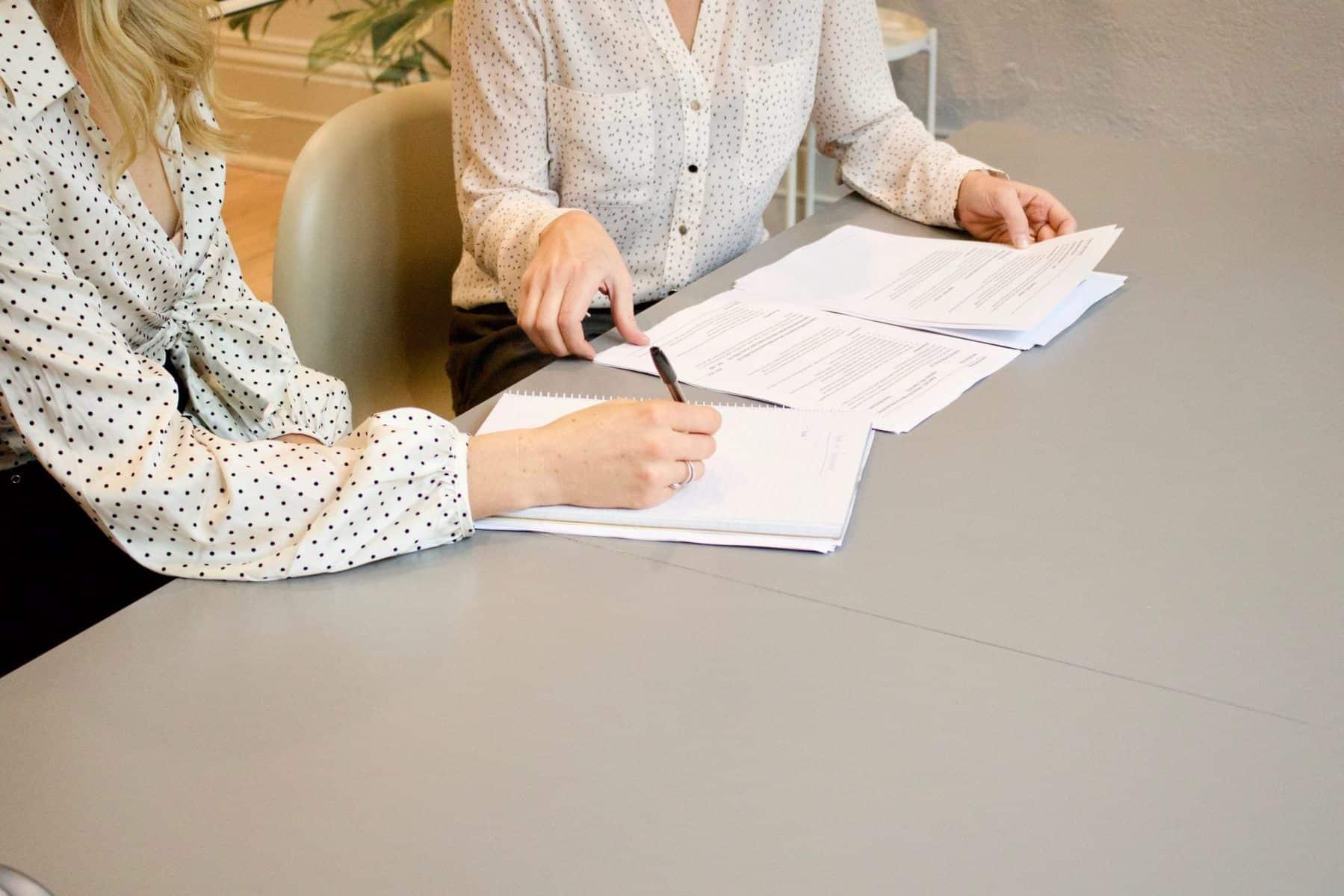 פגישת ביטוח לעסק קטן