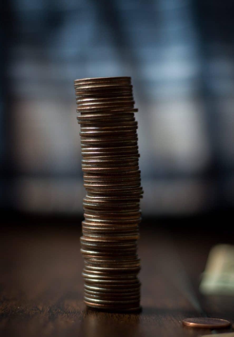 ערמת מטבעות - הר ביטוחים
