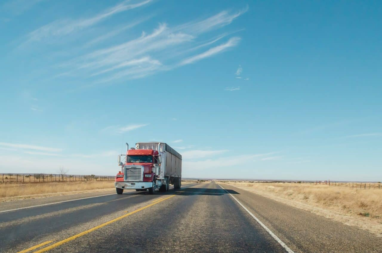 משאית - ביטוח משאית