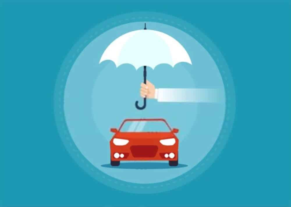 מכונית מבוטחת - אנימציה