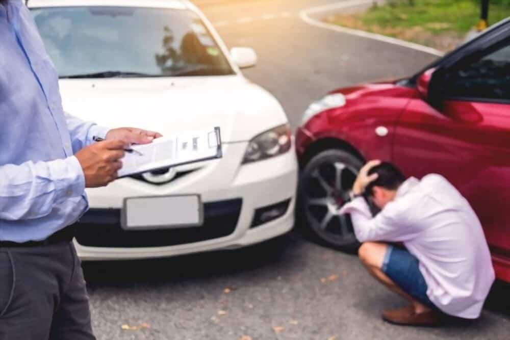 בדיקת ביטוח רכב לאחר תאונה