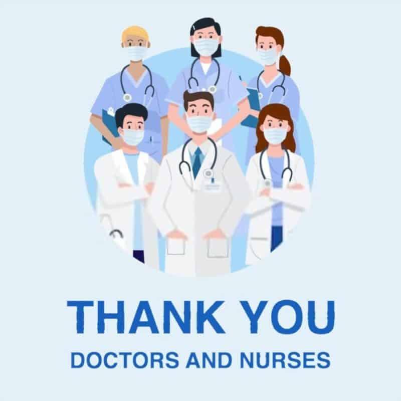 הוקרת תודה לצוות הרפואי - ליווי רפואי